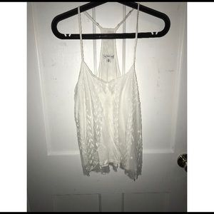AE Layered lace tank